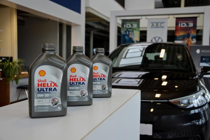 Shell HELIX ULTRA